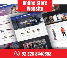 Multivendor Online Store for any type of Business in 3 days.