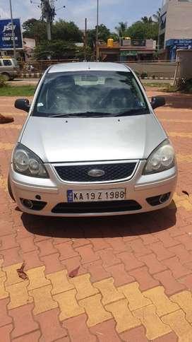 Ford Fiesta 2004-2010 1.4 Duratorq ZXI, 2007, Diesel