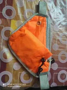Cycling side bag
