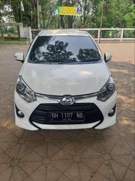 Dijual Toyota Agya G Tahun 2017