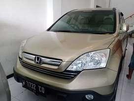 Honda Crv 2.4 AT Istimewa Brv Jazz