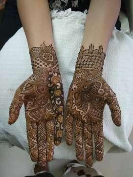 Sara's bridal henna