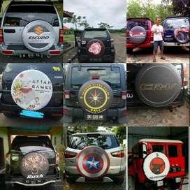 Terios/Jeep/Rubicon Cover/Sarung Ban Suzuki Vitara/Rush/ Mantap Beud y
