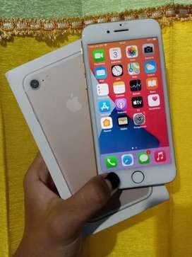 iPhone 7 128GB  Fullset BH 100%