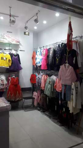 Baby Garment Shope for Rent