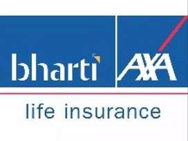 Barthi axa life insurance.reqirment employee