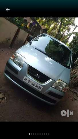 2004 Santro Xing for sale. Tax amount paid .