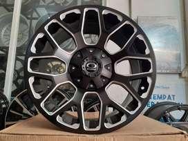 VELG MOBIL BARU SUV IMPORT  RING 20 x9 BISA PAJERO FORTUNER RANGER DLL