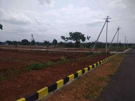DTCP Approved Open plots for sale at Yadagirigutta, with Spot services