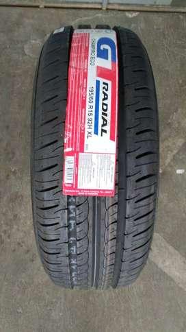 Ban Mobil WULING Confero GT Radial Champiro Eco Ukuran 195/60 R15