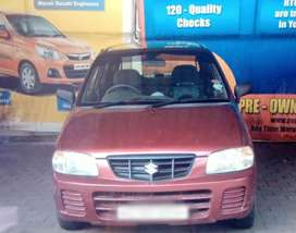 Maruti Suzuki Alto LXi BS-III, 2006