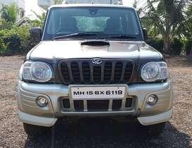Mahindra Scorpio 2002-2013 VLS 2.2 mHawk, 2008, Diesel