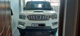 Mahindra Scorpio 2015 Diesel 90000 Km Driven