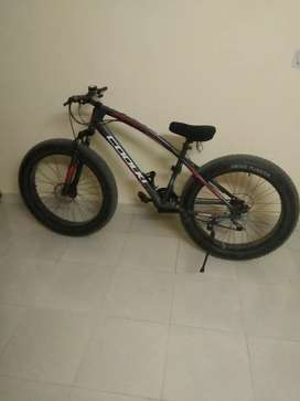 Coolki imported fat bike. 25000rs in discount