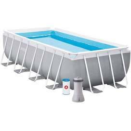 157X 78X40IN PRISM FRAME RECTANGULAR POOL