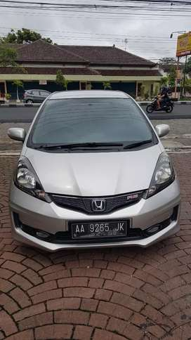 Honda jazz Rs 2013 automatic istimewa