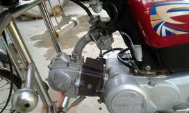 It is a union star bike with good condition
