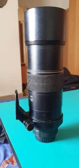 Nikon AF-S 300mm f/4D ID-ED prime lens in mint condition  !
