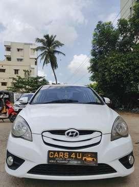 Hyundai Verna 2010-2011 Transform CRDi VGT SX ABS, 2010, Diesel