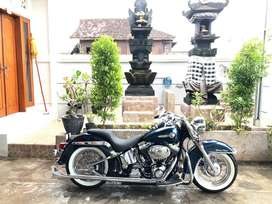 Harley Davidson Softail 2004 Carbulator Ori cat Full Croom
