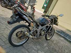Kawasaki Ninja KR 150 (CKD) SS
