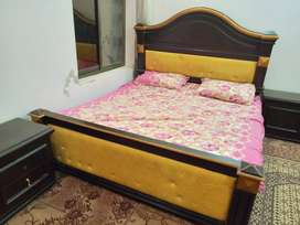 Double Bed with Metrix