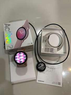 Smartwatch Active 2 RoseGold 40mm