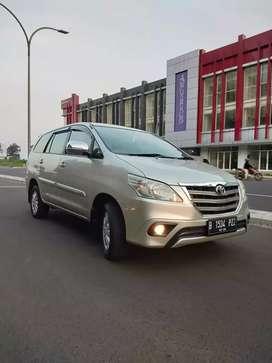 Hot Buyer Innova G Manual 2014 Mobil Nyaman Sehat