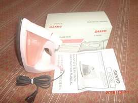 Sanyo steam iron made in japan