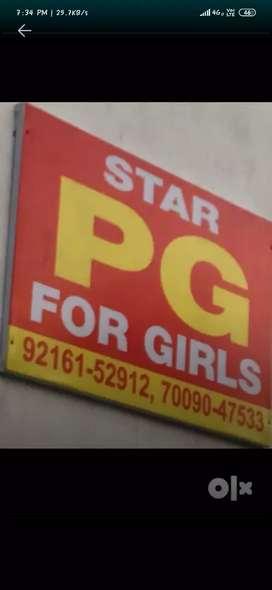 STAR PG FOR GIRLS