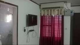 furnished 3bhk flat at irc village main road