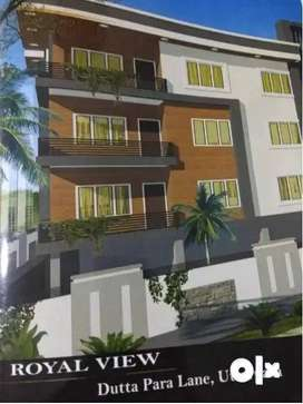 Prime Location, Good infrastructure, % 1BHK % Flat For Sale.