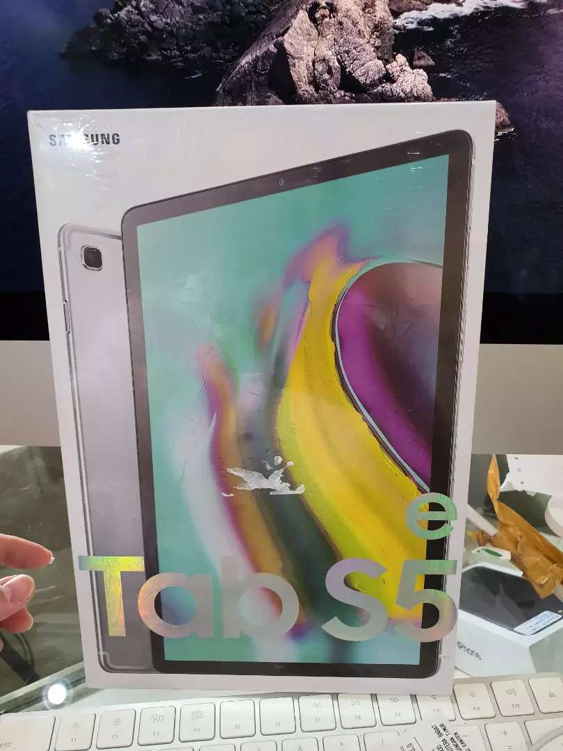 Samsung Tab S5e SILVER Grs Sein New Packing - iMobile Store 0