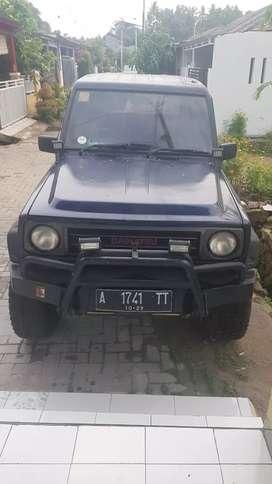Taft GT F70 4x4 1990