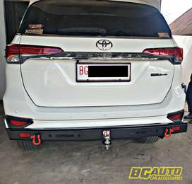 Towing bar Belakang Vrz Fortuner Pajero