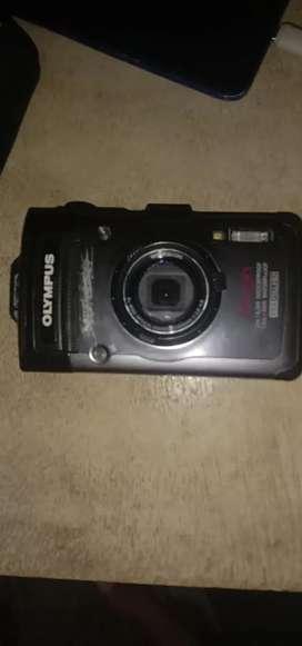 Olympus camera water proof
