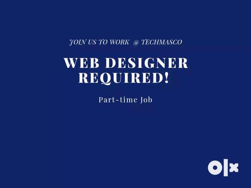 Web designer Required! 0