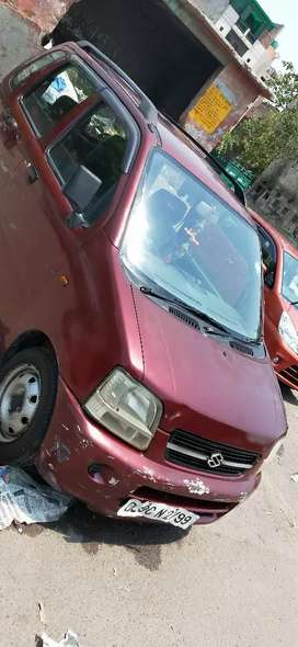 Wagon R available in good condition