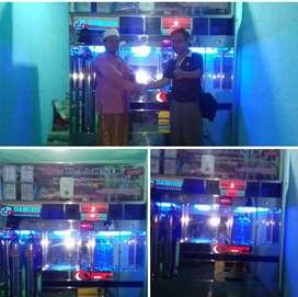 Paket depot air minum model stanles dari Damisiu