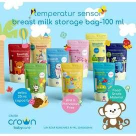 Crown Kantong Asi 100ml