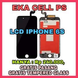 Lcd Iphone 6s Termurah (GRATIS pasang)(EKA CELL PS)