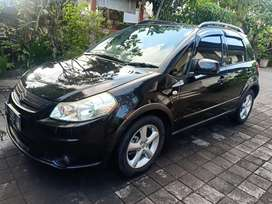 Sx4 X Over 2009 Hitam