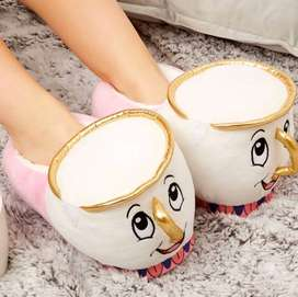 Chip Cup Slippers Primark