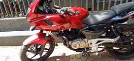 Sell Bajaj pulsar 220 /2012red