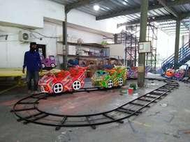 MINI ROLLER COASTER kereta rel bawah lantai odong BARU CORAK 11