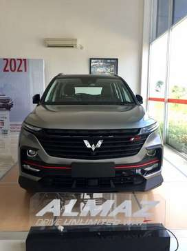 ALMAZ RS PRO (7 Seater)