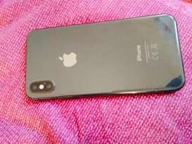 Iphone x 64gb with perfect condition, no scratch , no dents