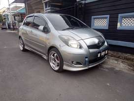 Yaris tipe s limited edition 2009