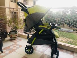 Chicco Cortina Baby Stroller