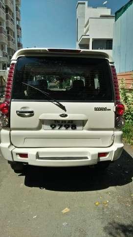 Mahindra Scorpio SLE BS-III, 2011, Diesel